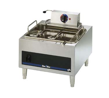 Star 301HLF Star-Max Single Pot 15 lb. Fryer