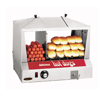 Star 35SSC Classic Steamro Jr. Hot Dog Steamer