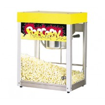 Star 39-A JetStar Popcorn Popper with Yellow Top