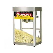 Star 39S-A JetStar Popcorn Popper with Stainless Steel Top