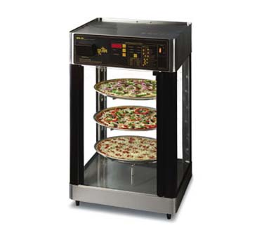 Star 3CR-2A Complete 3-Tier Circle Pizza Rack For HFD2 Series Cabinet