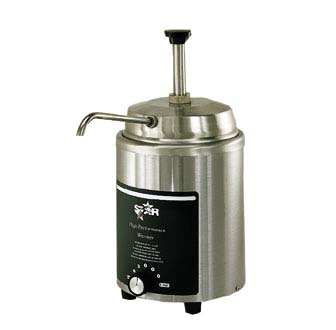 Star 4RW-P 4 qt. Food Warmer with Pump