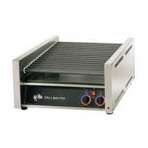 Star 50C Grill-Max Hot Dog Grill with Chrome-Plated Rollers