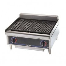 Star-5124CF-Star-Max-24--Charbroiler-with-Removable-Cast-Iron-Grids