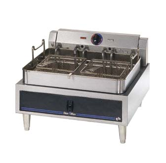 Star 530FF Star-Max 30 lb. Electric Single Pot Fryer