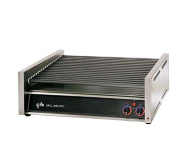 Star 75SC Grill-Max Pro Hot Dog Grill with Duratec Rollers