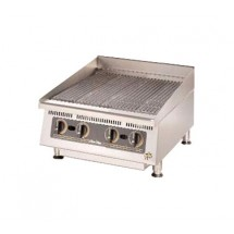 Star-8024CB-Ultra-Max-24--Lava-Rock-Charbroiler-with-Manual-Controls