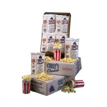 Star CC28-6OZ Chief's Choice Portion Pack Popcorn