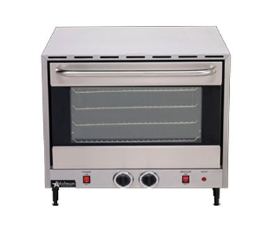 Star CCOF-4 4 Rack Convection Oven with 4 Removable Wire Racks