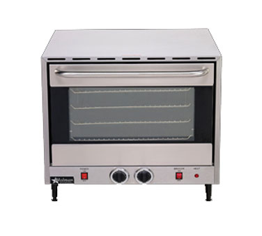 Star CCOH-4 4 Rack Convection Oven with 4 Removable Wire Racks
