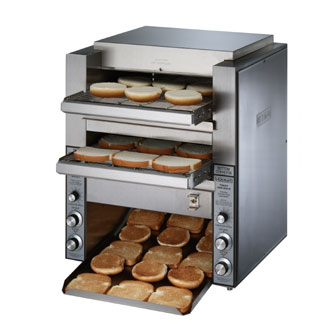 Star DT14 High Volume Double Conveyor Toaster