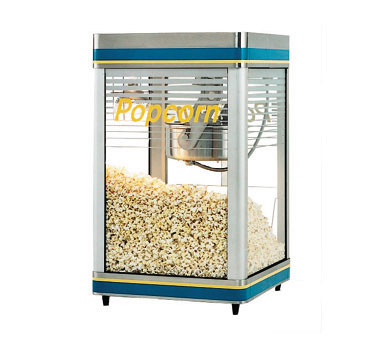 Star G12-Y 12 oz. Galaxy Popcorn Popper with Infrared Heat Lamp