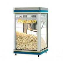 Star G14-Y 14 oz. Galaxy Popcorn Popper with Infrared Heat Lamp