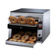 Star QCS3-1600B QCS 3 Slice Bagel Conveyor Toaster with Sheathed Heaters