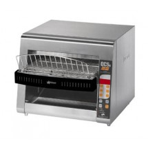 Star QCSE3-1300 QCS 3 Slice Conveyor Toaster with Infrared Heaters