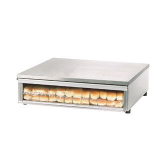 Star SS30BBC Bun Box For Hot Dog Roller Grills for 96 Buns