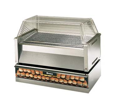 Star SST-50 Grill Max Bun Roll Warmer Holds 64 Buns