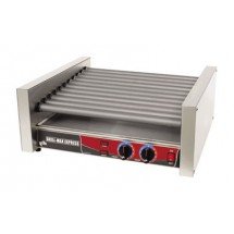 Star X30 New Grill-Max Express Stadium Seating Hot Dog Grill with Chrome Plated Rollers