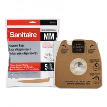 Style MM Disposable Dust Bags w/Allergen Filter for SC3683A/SC3683B, 5/PK