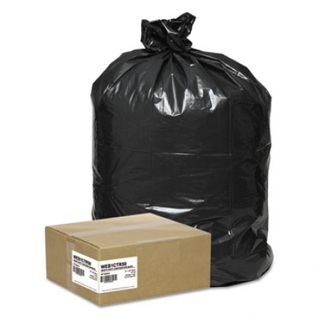 Super Value Pack Contractor Bags, 42 gal, 2.5 mil, 33