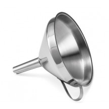 Tablecraft 1412 Stainless Steel Funnel 4-3/4""