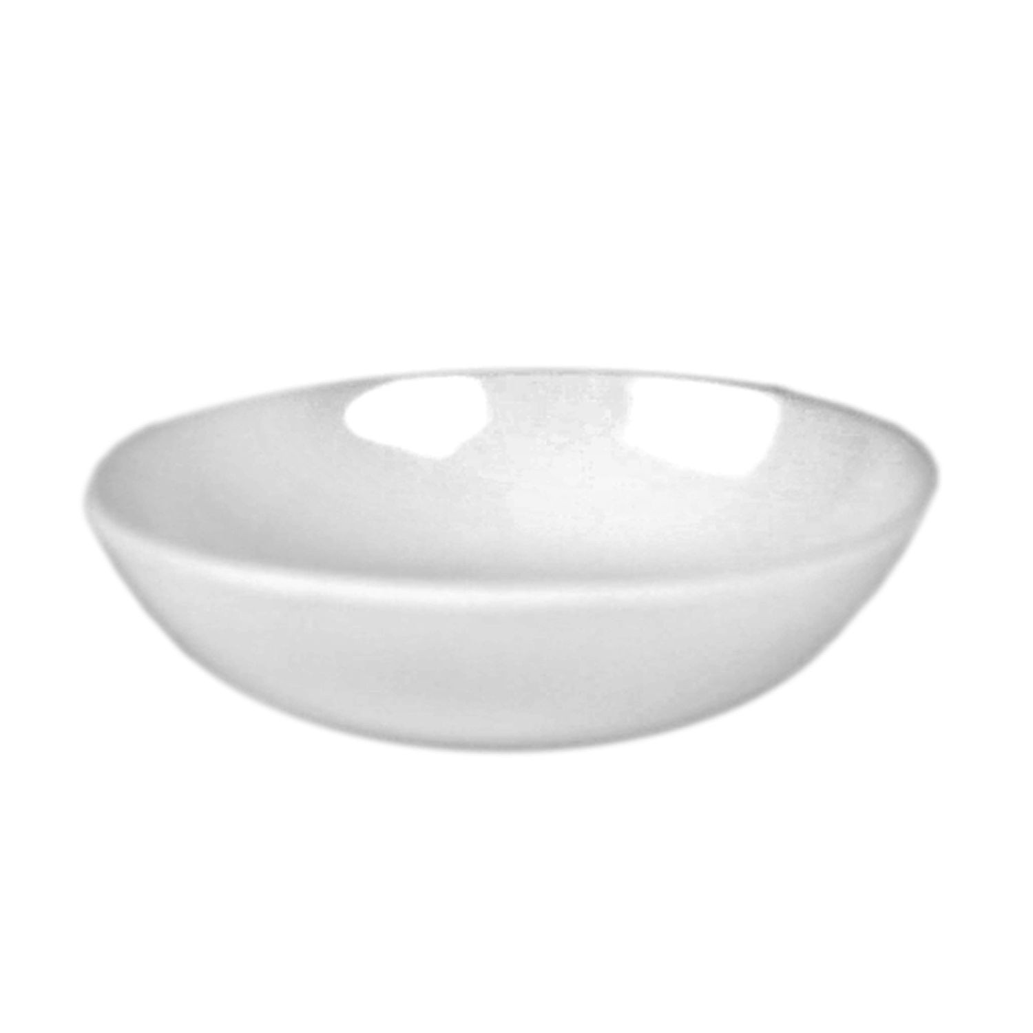 Thunder Group 1101TW Imperial Sauce Dish 1 oz.
