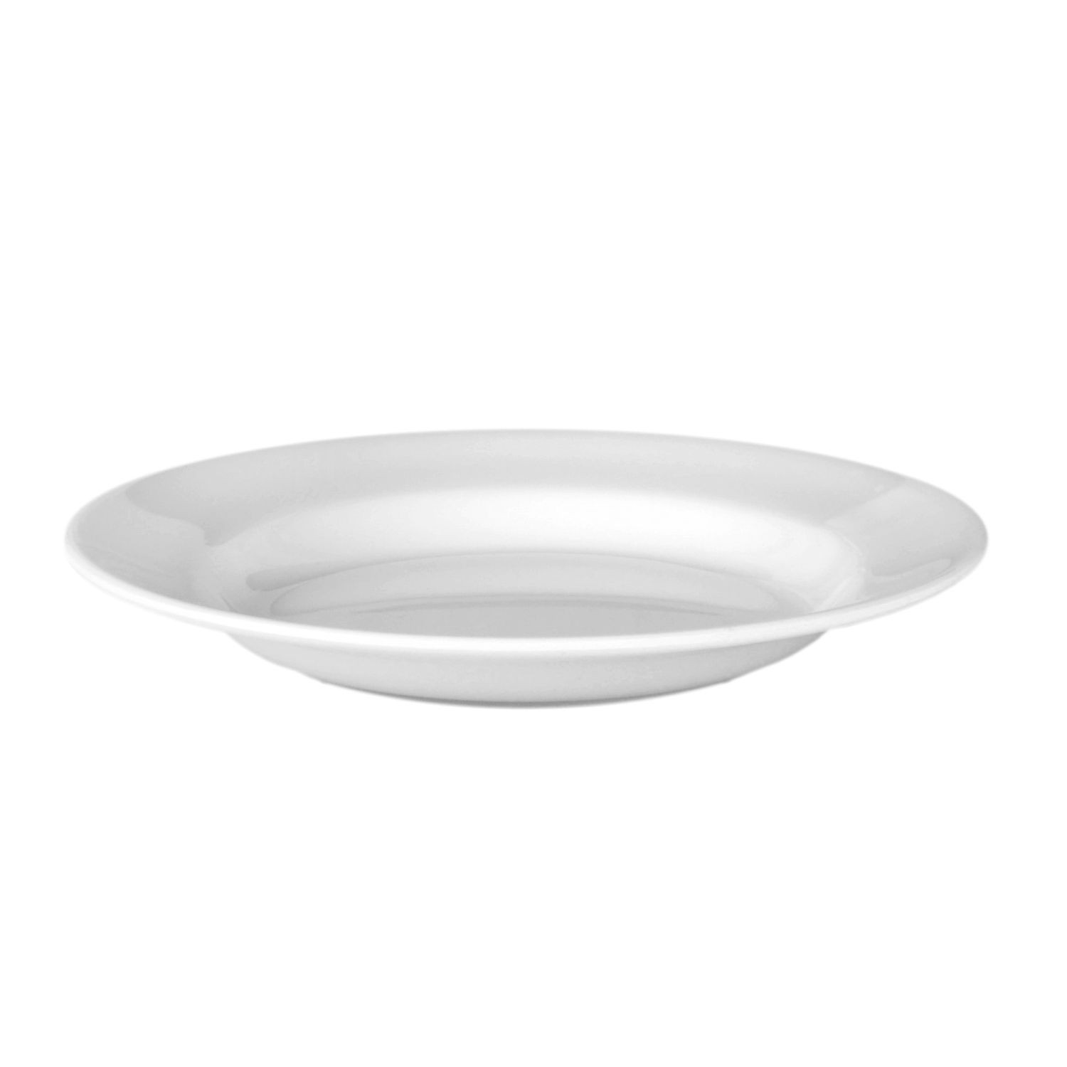 Thunder Group 1110TW Imperial Soup Plate 12 oz.