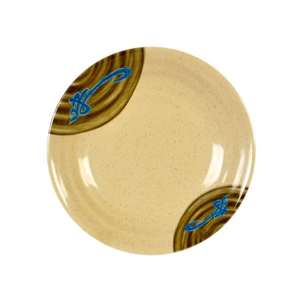 """Thunder Group 1350J Wei Asian Soup Plate 5-1/8"""""""