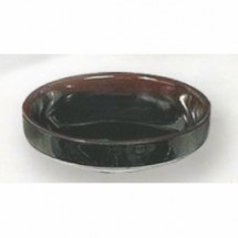 Thunder Group 1903TM Tenmoku Flat Melamine Bowl 3 oz.