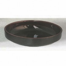 Thunder Group 1904TM Tenmoku Flat Melamine Bowl 6 oz.