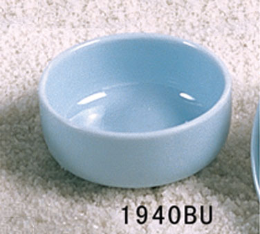 Thunder Group 1940 Blue Jade Melamine Sauce Dish 7 oz.