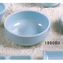 Thunder Group 1960 Blue Jade Melamine Bowl 19 oz.