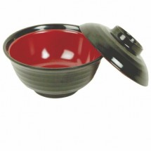 Thunder Group 3221JBR Melamine Miso Soup Bowl 8 oz.