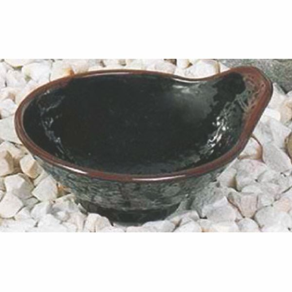 Thunder Group 3601TM Tenmoku Dip Bowl 4-1/4""
