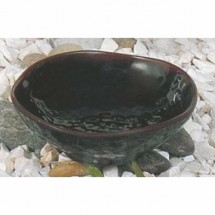 Thunder Group 3705TM Tenmoku Melamine Rice Bowl 7 oz.