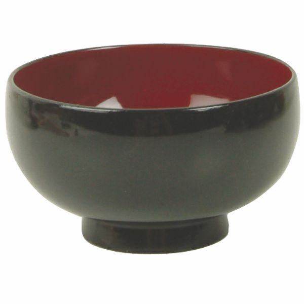 Thunder Group 45-8 Wood Miso and Rice Bowl 9 oz