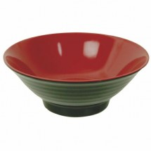 Thunder Group 5185JBR Melamine Soba Large Noodle Bowl 42 oz