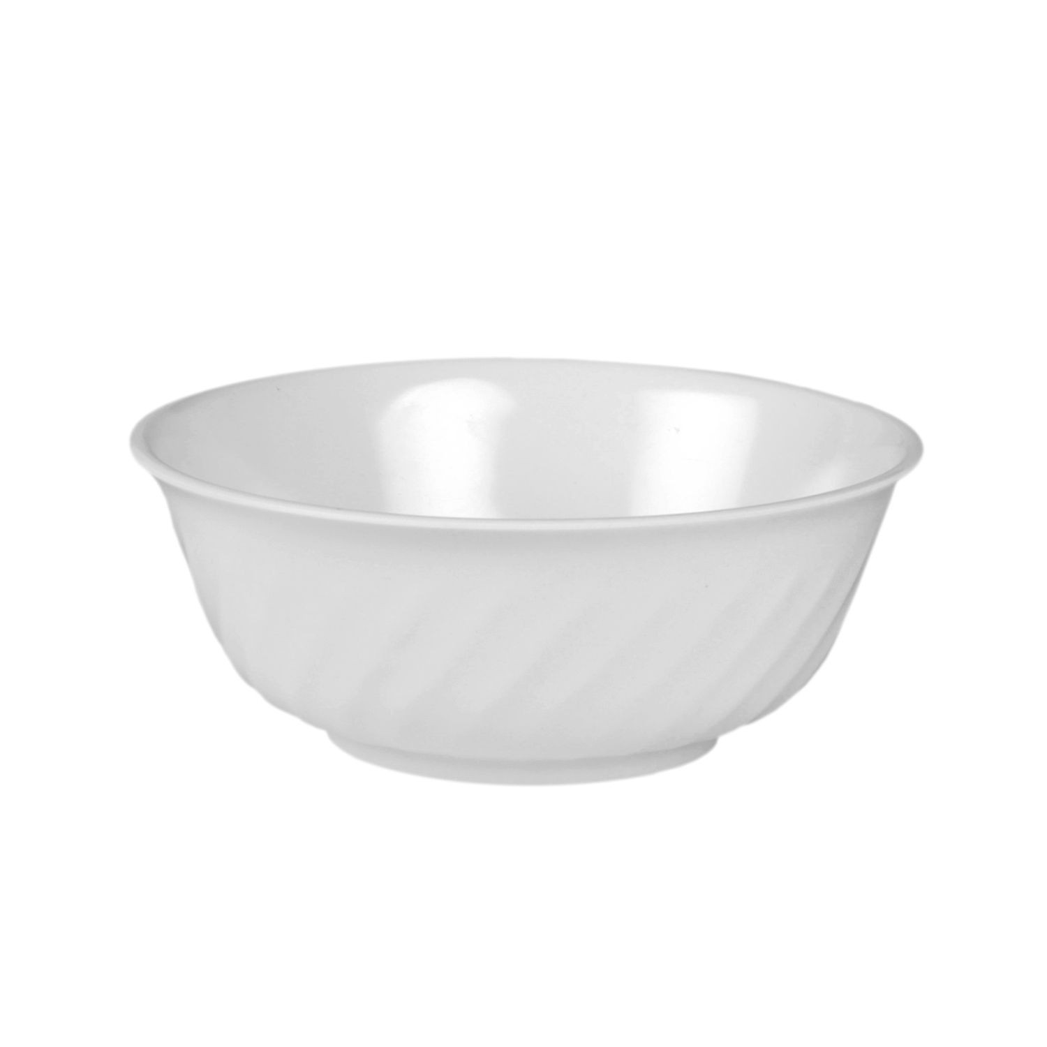 Thunder Group 5306TW Imperial Swirl Bowl 21 oz.