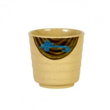 Thunder Group 9302J Wei Asian Tea Cup 11 oz.