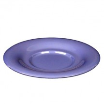 "Thunder Group CR9108BU Purple Saucer For CR313, CR5044, ML901, ML9011 5-1/2""- 1 doz"
