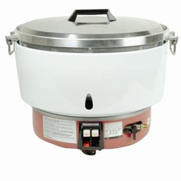 Thunder Group GSRC005N Natural Gas Rice Cooker 50 Cup