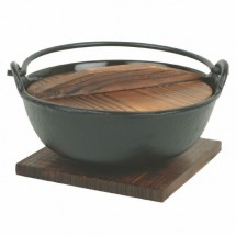 Thunder Group IRPA001 Japanese Noodle Cast Iron Bowl 24 oz