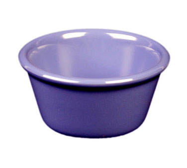 Thunder Group ML538BU Smooth Ramekin, Purple 4 oz. - 4 doz