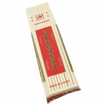 Thunder Group PLCS002 White Plastic Chopsticks