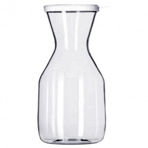 Thunder Group PLTHCF100CC Polycarbonate Carafe 34 oz. - 1 doz