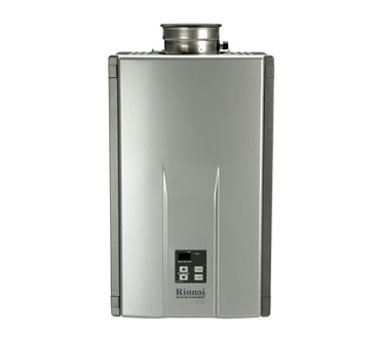 Thunder Group RL75IN Gas Non-Condensing Internal Tankless Water Heater