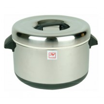 Thunder Group SEJ76000 Stainless Steel Insulated Sushi Pot 60 Cup