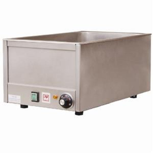 Thunder Group  SEJ80000 Stainless Steel Countertop Food Warmer