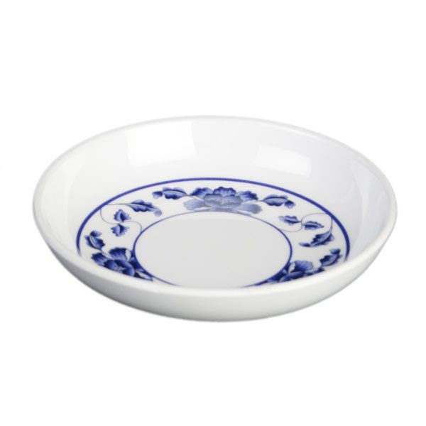 Thunder Group 1003TB Lotus Sauce Dish 3-7/8""