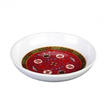Thunder Group 1003TR Longevity Melamine Sauce Dish 3 oz.